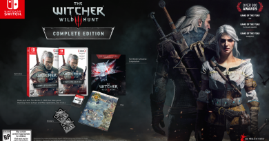 Gamescom 2019: The Witcher 3 relīzes datums priekš Nintendo Switch izziņots