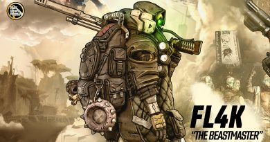 Borderlands 3: FL4K padomi