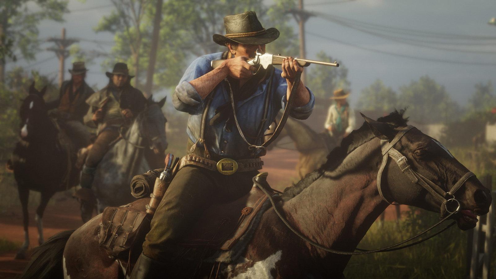 Red Dead Redemption 2 jau pavisam drīz uz PC