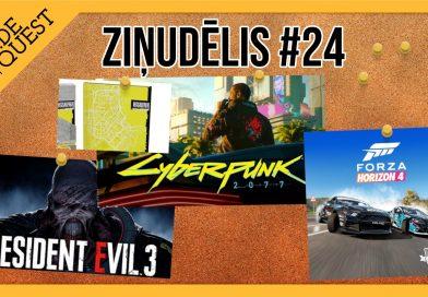Ziņudēlis #24 – Forza Horizon 4 papildina jau tā milzīgo autoparku!